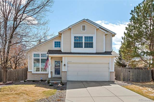 15668 E Quincy Lane, Aurora, CO 80015 (MLS #8339434) :: Wheelhouse Realty