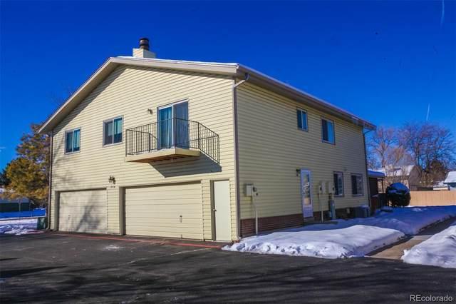 3355 S Flower Street #156, Lakewood, CO 80227 (MLS #8340246) :: 8z Real Estate