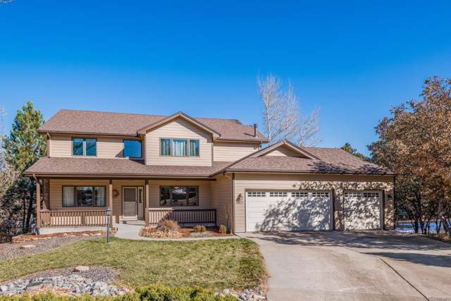 6179 Hurricane Court, Parker, CO 80134 (#8340986) :: The Heyl Group at Keller Williams
