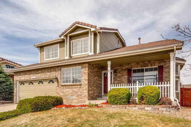 4541 Fenwood Place, Highlands Ranch, CO 80130 (#8341090) :: The DeGrood Team