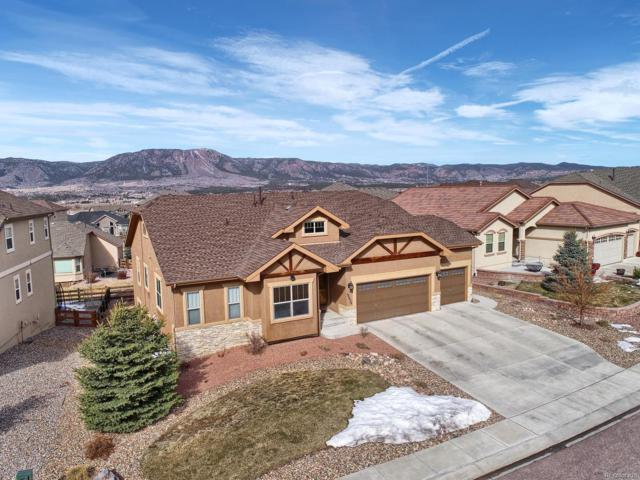 16624 Mystic Canyon Drive, Monument, CO 80132 (MLS #8341265) :: 8z Real Estate