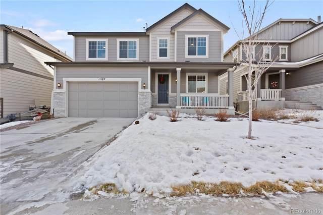 11187 Endeavor Drive, Parker, CO 80134 (MLS #8341354) :: 8z Real Estate