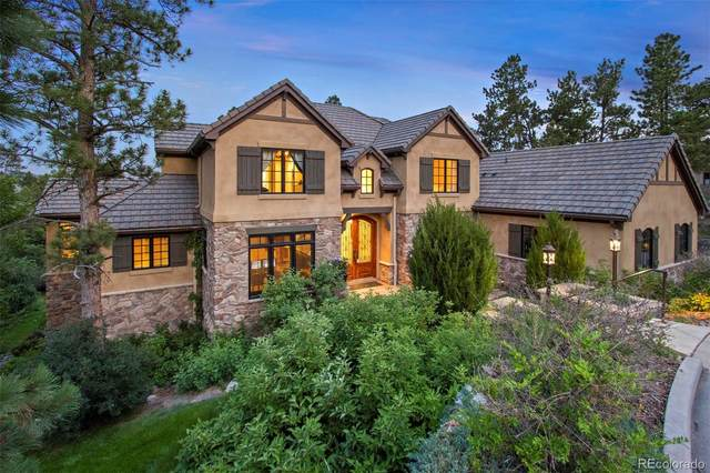 648 Ruby Trust Drive, Castle Rock, CO 80108 (#8342016) :: The HomeSmiths Team - Keller Williams