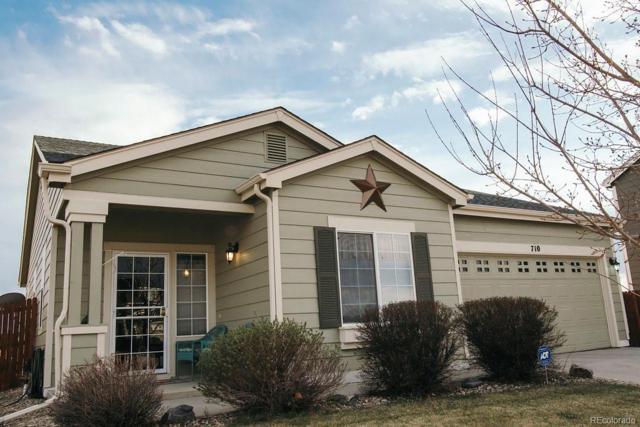 710 Elizabeth Street Circle, Dacono, CO 80514 (#8342560) :: Wisdom Real Estate
