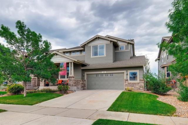 16181 E 119th Avenue, Commerce City, CO 80022 (#8342644) :: The Peak Properties Group