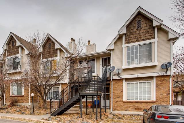 91 S Sable Boulevard F26, Aurora, CO 80012 (MLS #8342775) :: 8z Real Estate