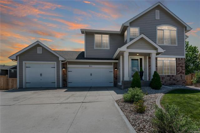 911 Foxtail Court, Severance, CO 80550 (#8342918) :: Bring Home Denver with Keller Williams Downtown Realty LLC