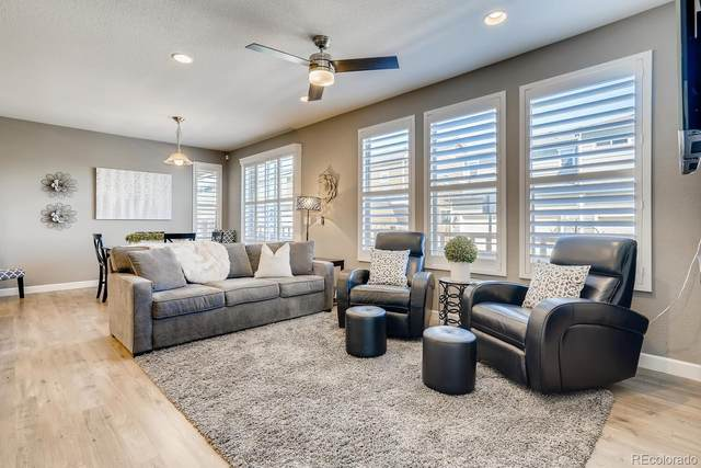15260 W 69th Circle A, Arvada, CO 80007 (#8343185) :: The Gilbert Group