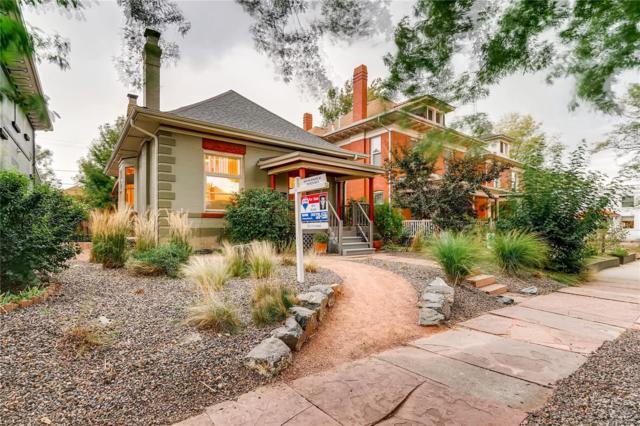 2545 N Marion Street, Denver, CO 80205 (#8343910) :: The Peak Properties Group