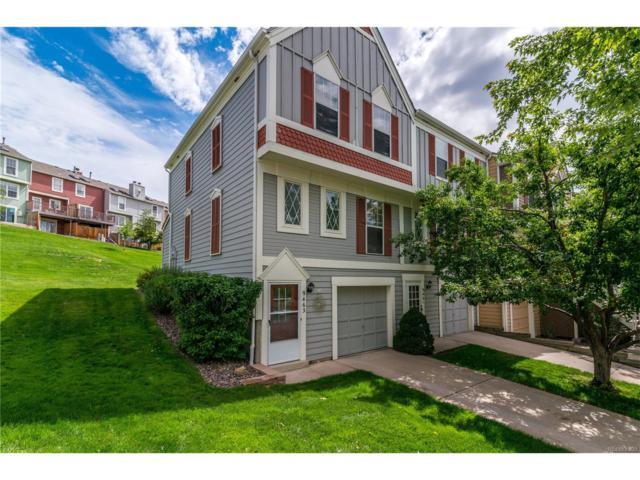 9463 W Ontario Drive, Littleton, CO 80128 (MLS #8344000) :: 8z Real Estate