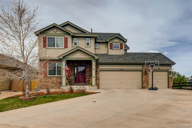 1906 Charbray Point, Castle Rock, CO 80108 (#8344221) :: Mile High Luxury Real Estate