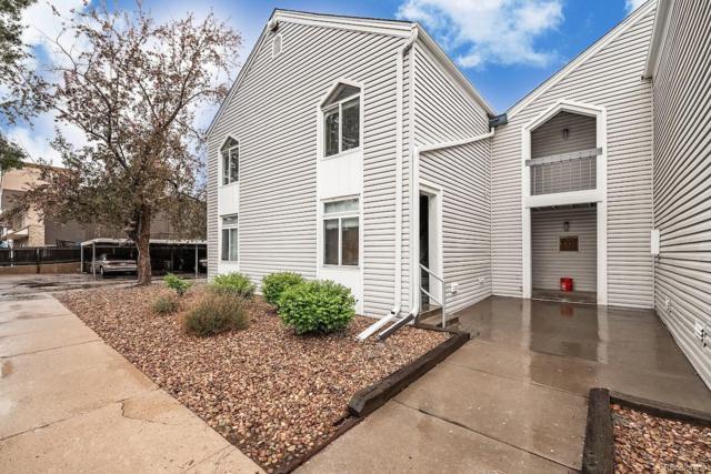 3365 S Monaco Parkway D, Denver, CO 80222 (#8344313) :: The Peak Properties Group