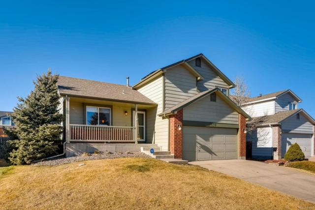 4423 S Fundy Street, Centennial, CO 80015 (#8344462) :: HomeSmart Realty Group