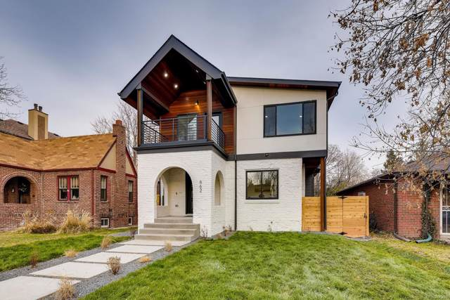 662 S Gaylord Street, Denver, CO 80209 (MLS #8345272) :: Bliss Realty Group