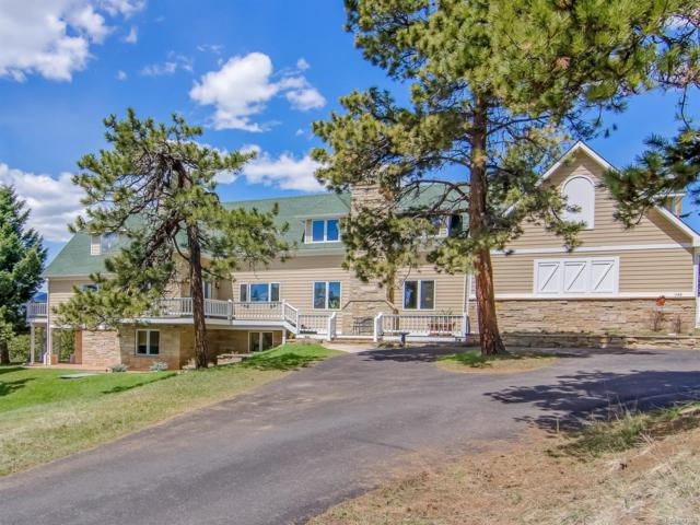 1128 County Road 65, Evergreen, CO 80439 (#8345388) :: Wisdom Real Estate