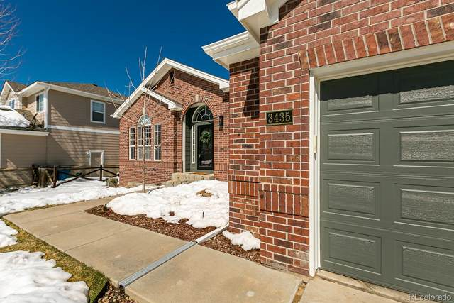 3435 W 111th Drive, Westminster, CO 80031 (#8345649) :: Venterra Real Estate LLC