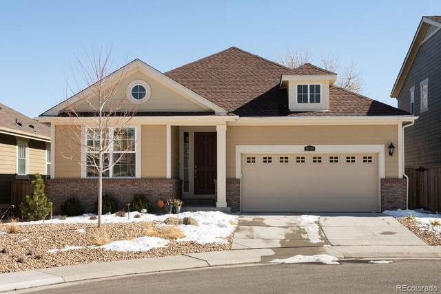 19746 W 58th Place, Golden, CO 80403 (#8345701) :: The DeGrood Team