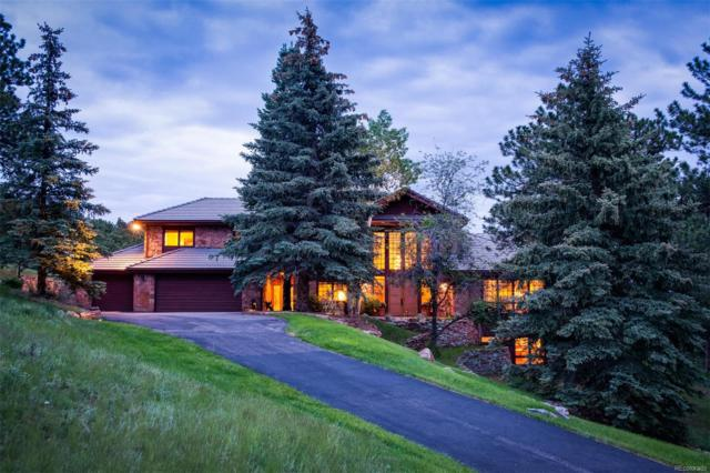 30701 Eldora Court, Evergreen, CO 80439 (#8345861) :: Mile High Luxury Real Estate