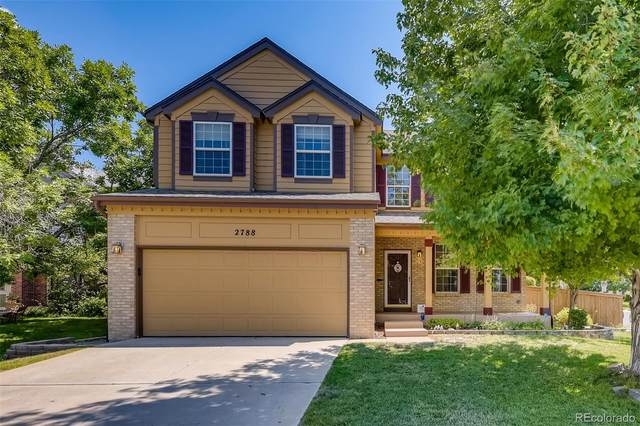 2788 W Golden Eagle Court, Highlands Ranch, CO 80129 (#8345960) :: The Gilbert Group