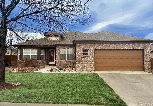 16893 W 66th Lane, Arvada, CO 80007 (MLS #8345967) :: 8z Real Estate