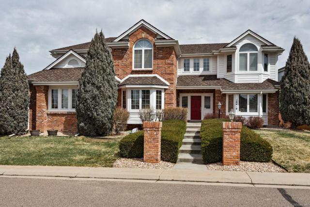 16419 E Berry Avenue, Centennial, CO 80015 (#8346225) :: Compass Colorado Realty