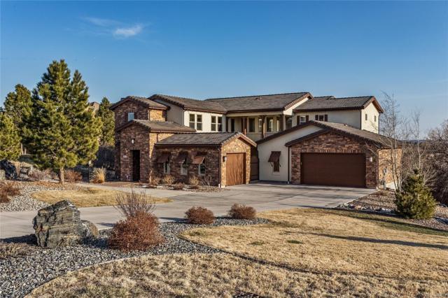 4914 Raintree Circle, Parker, CO 80134 (#8346866) :: Compass Colorado Realty