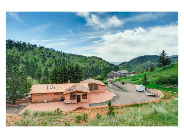 5395 Olde Stage Road, Boulder, CO 80302 (MLS #8347092) :: 8z Real Estate