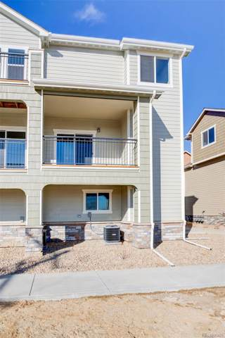 11250 Florence Street 25A, Commerce City, CO 80640 (#8347470) :: Real Estate Professionals