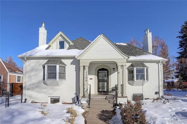 1166 Hudson Street, Denver, CO 80220 (#8347575) :: Berkshire Hathaway Elevated Living Real Estate