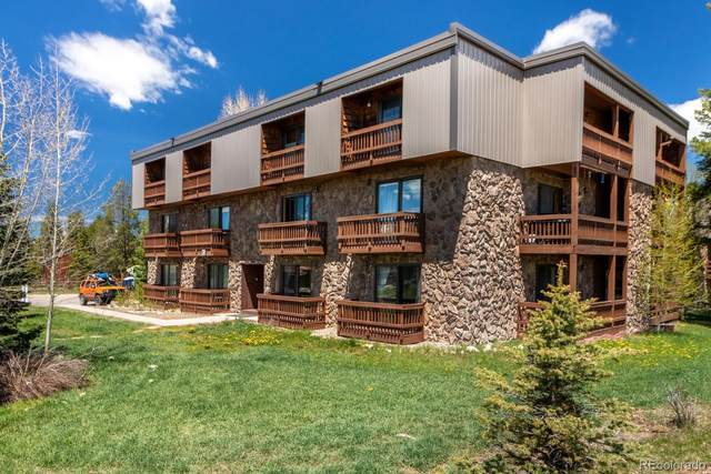 80 County Road 8500 C201, Fraser, CO 80482 (MLS #8347644) :: 8z Real Estate