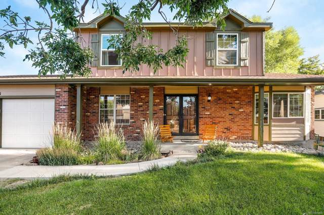10505 W Berry Drive, Littleton, CO 80127 (MLS #8347918) :: 8z Real Estate