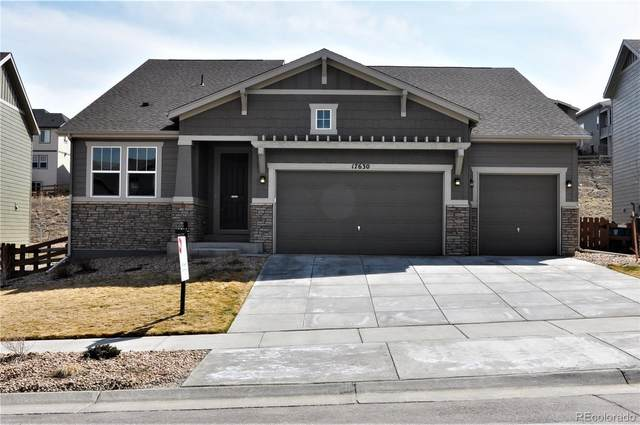 17630 W 95th Place, Arvada, CO 80007 (#8347998) :: The Peak Properties Group