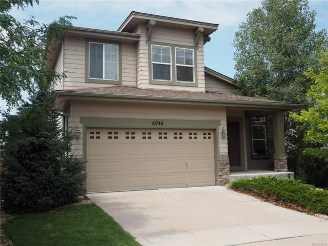 10746 Towerbridge Circle, Highlands Ranch, CO 80130 (#8348030) :: The DeGrood Team