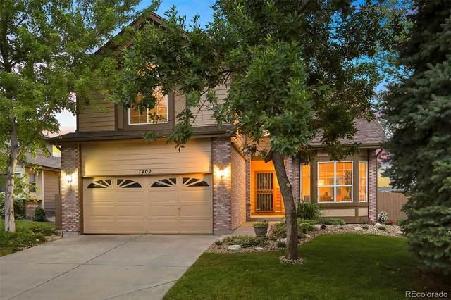 7402 Powderhorn Drive, Lone Tree, CO 80124 (MLS #8349549) :: 8z Real Estate