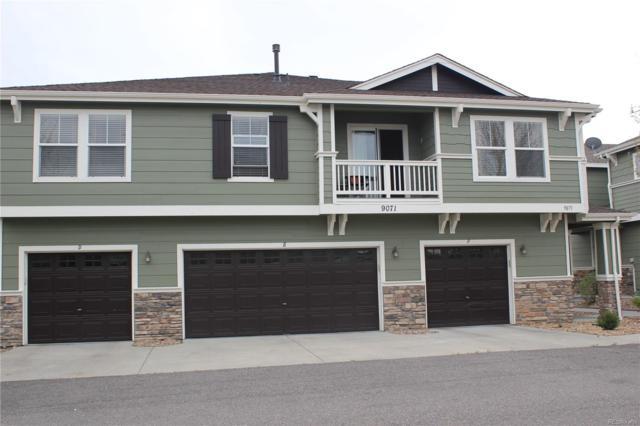 9071 Apache Plume Drive D, Parker, CO 80134 (#8349565) :: Wisdom Real Estate