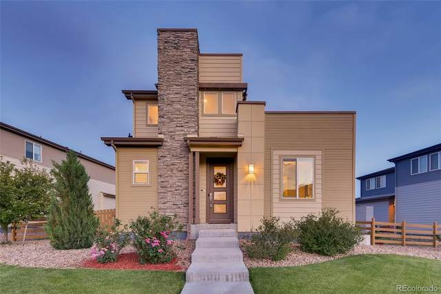 10258 Telluride Way, Commerce City, CO 80022 (#8349620) :: Mile High Luxury Real Estate