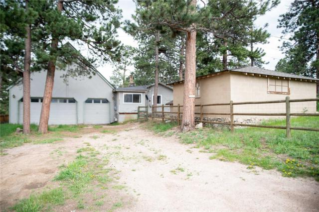 30483 Hilltop Drive, Evergreen, CO 80439 (#8349705) :: Wisdom Real Estate