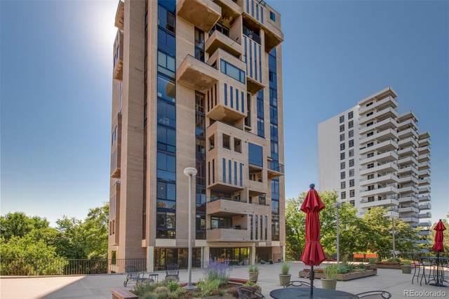 1111 Race Street 4B, Denver, CO 80206 (MLS #8349787) :: 8z Real Estate