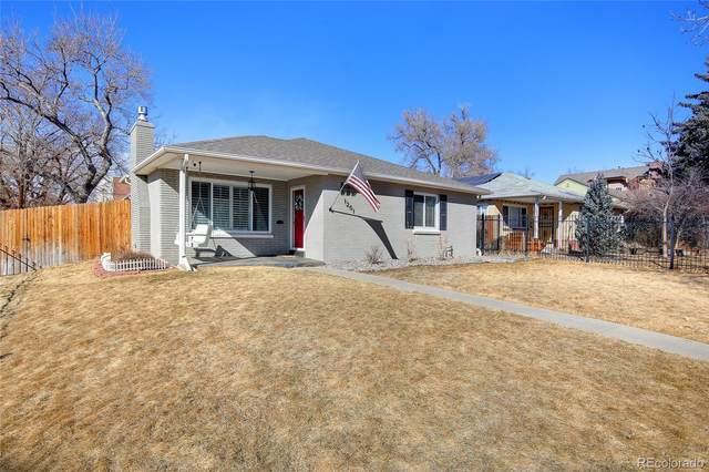 1201 Cherry Street, Denver, CO 80220 (#8350144) :: Berkshire Hathaway HomeServices Innovative Real Estate