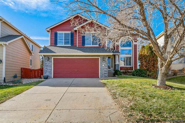 16137 Martingale Drive, Parker, CO 80134 (#8350253) :: Real Estate Professionals