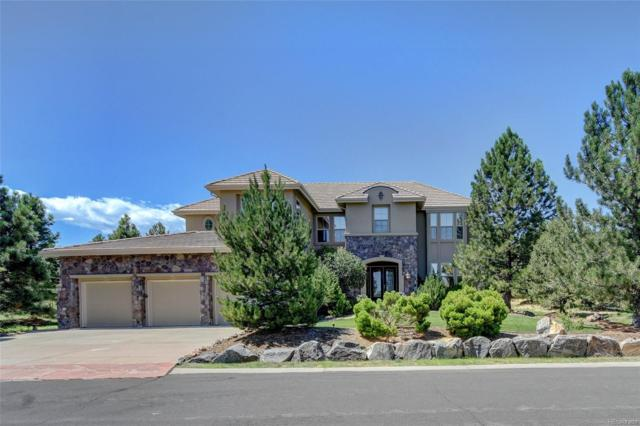 6205 Oxford Peak Lane, Castle Rock, CO 80108 (MLS #8350462) :: 8z Real Estate