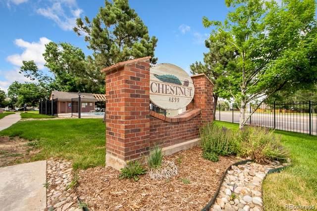 4899 S Dudley Street #14, Littleton, CO 80123 (#8350695) :: Venterra Real Estate LLC