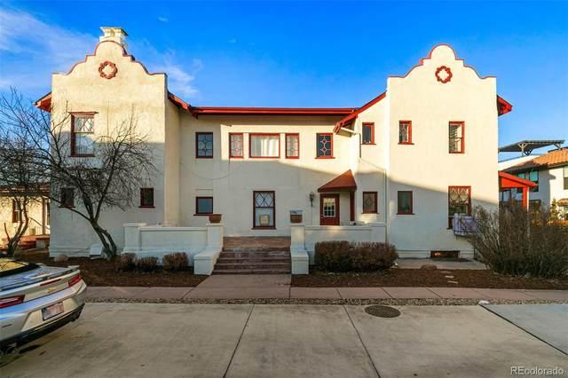 1648 Winona Court #7, Denver, CO 80204 (#8351145) :: Hudson Stonegate Team