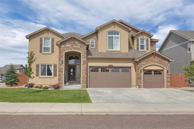 10249 Mt Lincoln Drive, Peyton, CO 80831 (#8351367) :: HomePopper