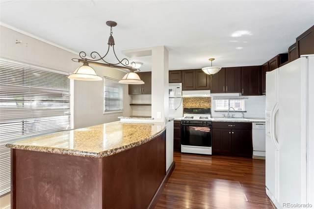 1201 W Thornton Parkway #223, Thornton, CO 80260 (MLS #8352076) :: 8z Real Estate