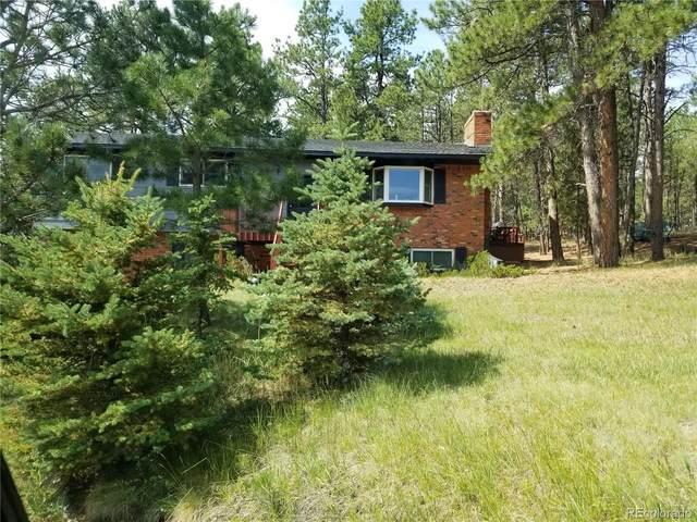 7325 Mathews Road, Colorado Springs, CO 80908 (#8352119) :: The HomeSmiths Team - Keller Williams