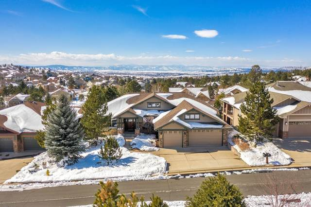 2772 Hawk Point Court, Castle Rock, CO 80104 (#8352302) :: My Home Team