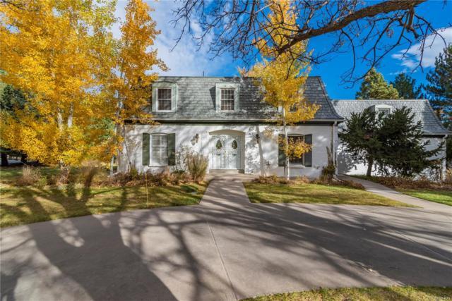 2101 Green Oaks Drive, Greenwood Village, CO 80121 (#8352382) :: HomePopper