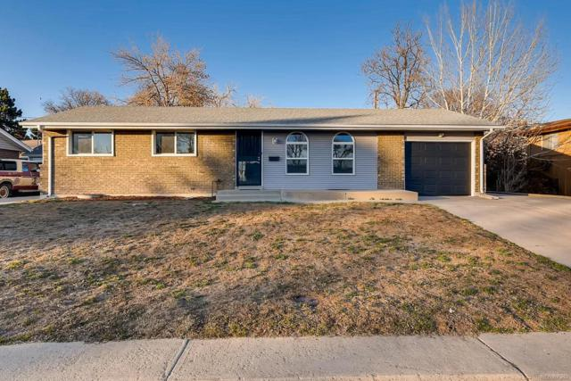 1185 W 97th Avenue, Northglenn, CO 80260 (#8352877) :: James Crocker Team
