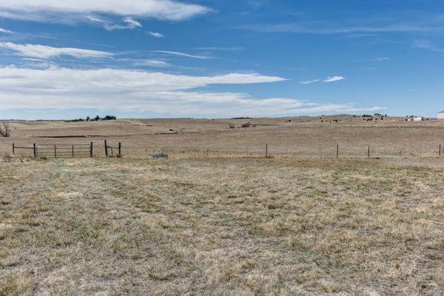 Lot 4 Hwy 86, Kiowa, CO 80117 (MLS #8352973) :: Bliss Realty Group